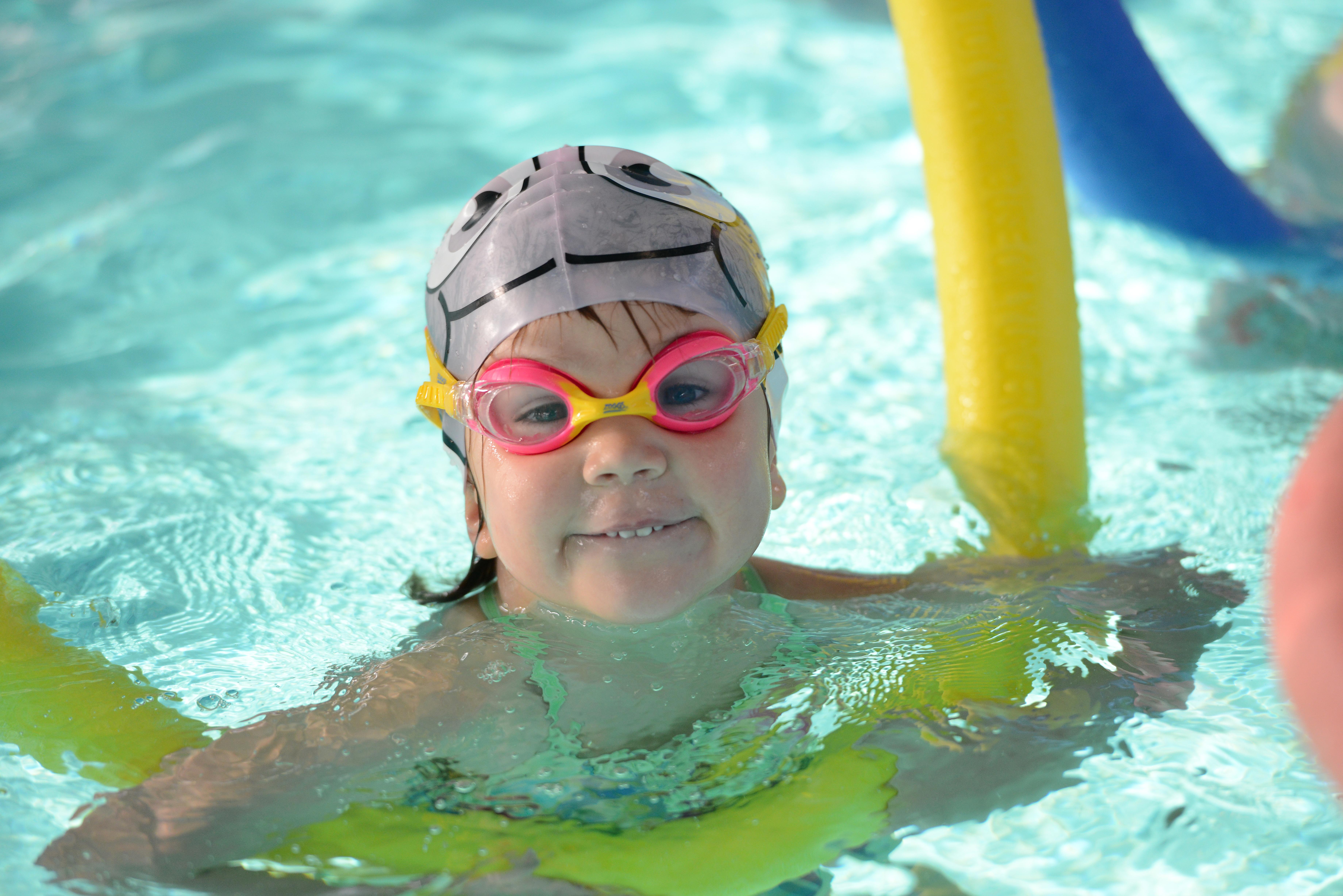 Swimmer build jo